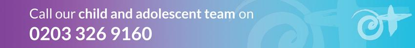 Call our child and adolescent team