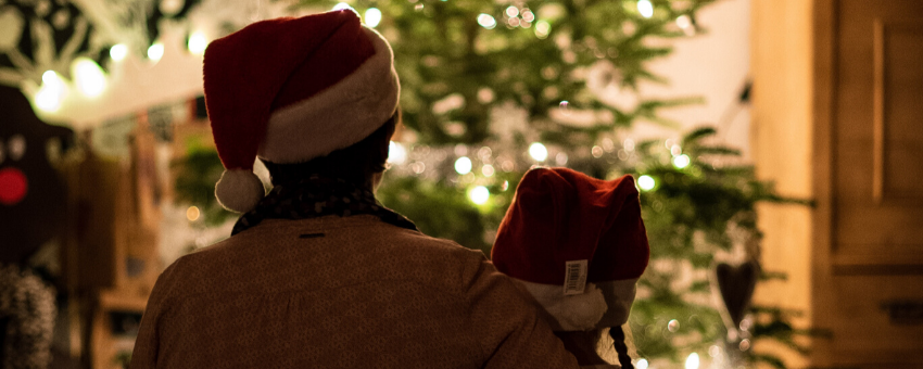 Support for families with autistic children at Christmas